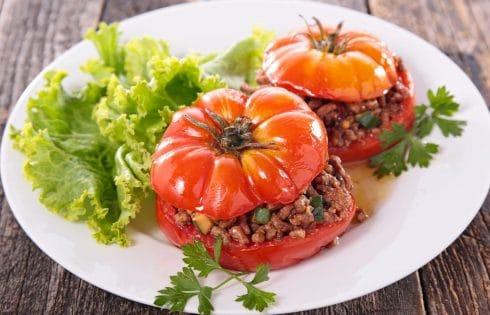 Tomates Farcies, Recette de chef